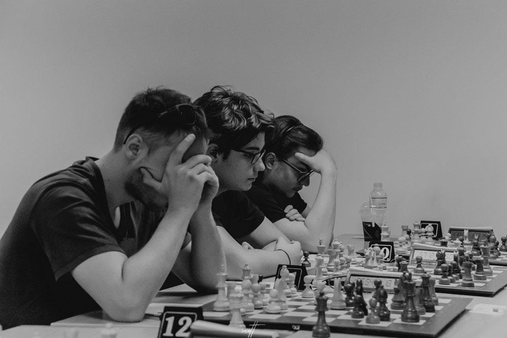 3ος γύρος στο 1o Διεθνές Τουρνουά Σκάκι Βόλου