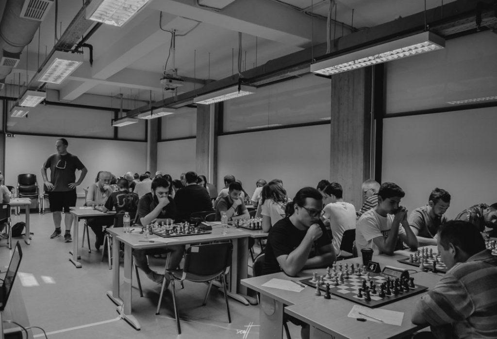 1ος γύρος στο 1o Διεθνές Τουρνουά Σκάκι Βόλου